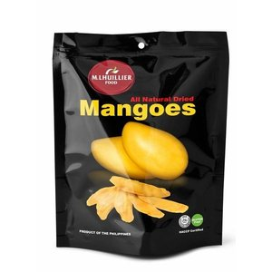 M. Lhuillier Gedroogde mango's - 80g
