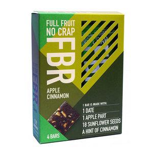 FBR Fruitreep met Appel/Kaneel Smaak - (4st) 120g