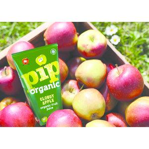 Pip Organic Juice Cloudy Apple - 4x180ml - BIO