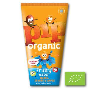Pip Organic Fruity Water - Mango, Orange & Apple - 4x200ml - BIO