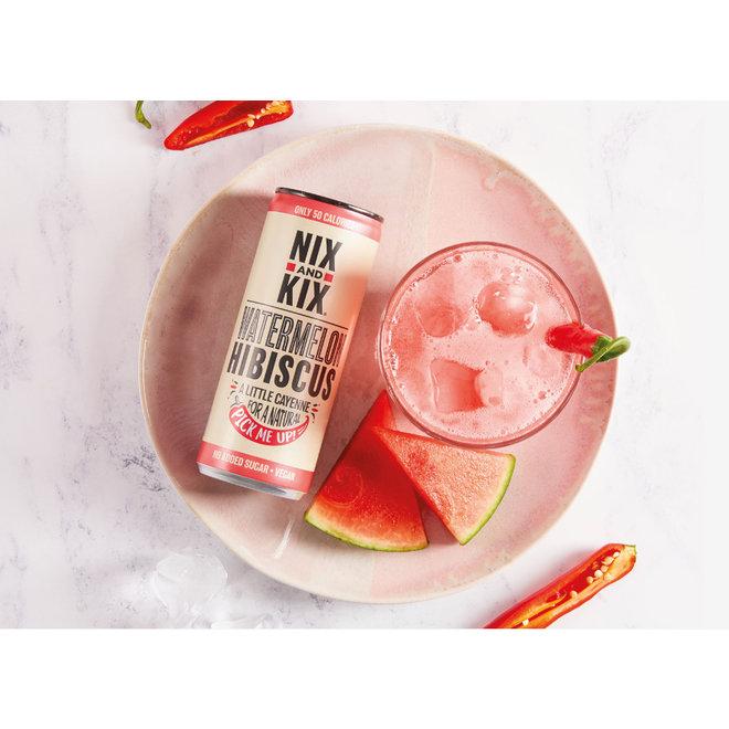 Frisdrank Watermelon-Hibiscus - 250ml