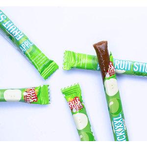 Fruitfunk Fruit sticks XXL Appel - (5st) 100g