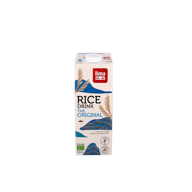 Rijstmelk original 1ltr - BIO