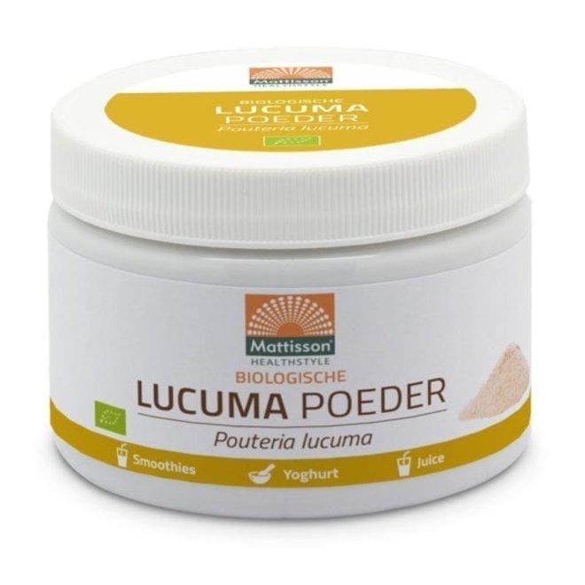 Absolute Lucuma Poeder Raw - 125g - BIO