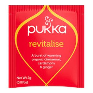 Pukka Revitalise - kruidenthee-BIO