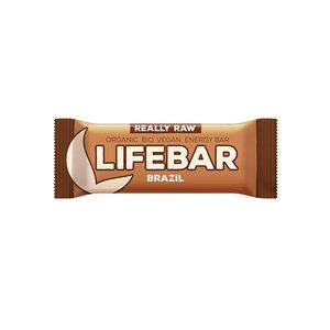 Lifebar Energiereep Paranoot RAW - 47g - BIO