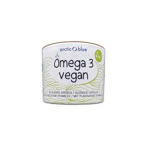 Arctic Blue Vegan Algenolie met Vitamine D3 - 90 capsules