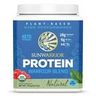 Warrior Blend Proteïne Naturel - 375g - BIO