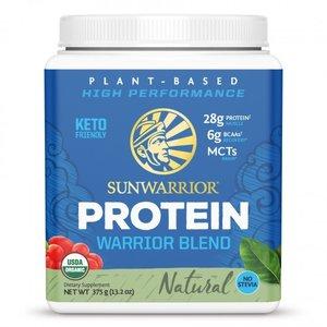 Sunwarrior Warrior Blend Proteïne Naturel - 375g - BIO