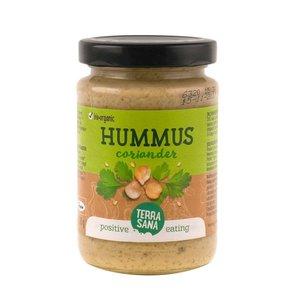 Terrasana Hummus Spread met Koriander - 190g - BIO