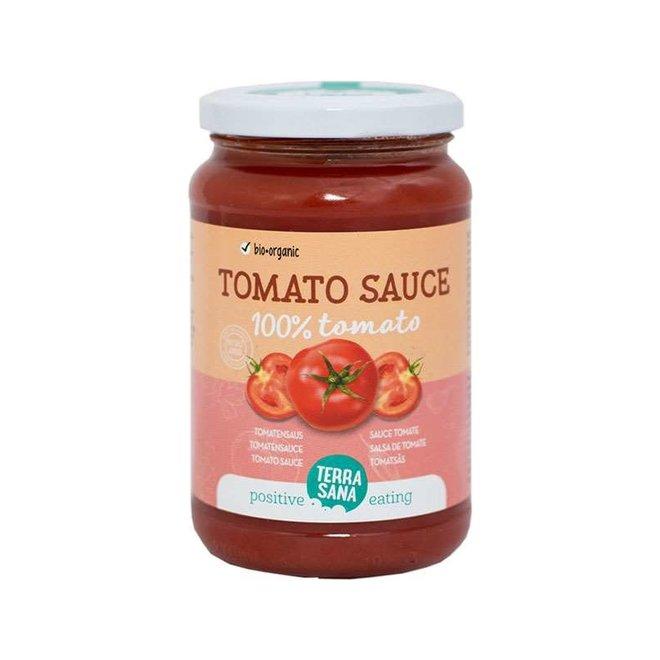 Tomatensaus 100% tomaat - 340g - BIO