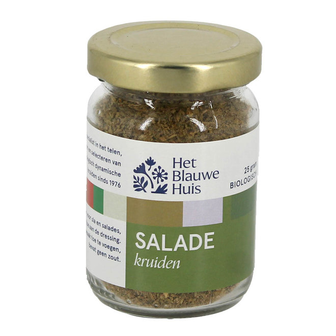 Salade Kruiden - 25g - BIO