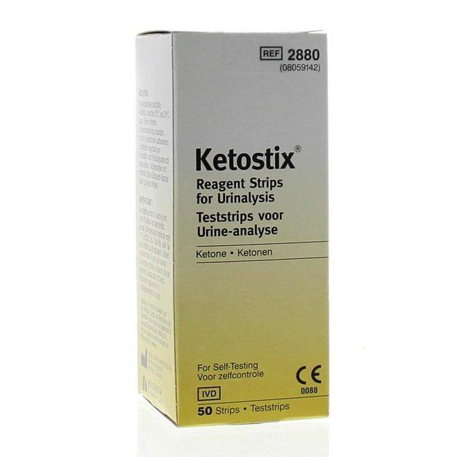 Ketostix teststrips - 50st