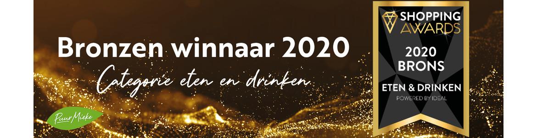 Bronzen winnaar 2020
