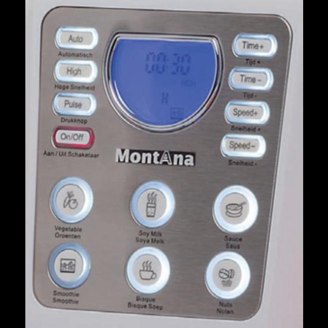 Hogesnelheidsblender - Mark 1