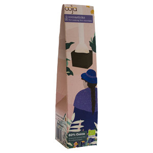 OOjA Cocoasticks - 60% Cacao - 1st - BIO