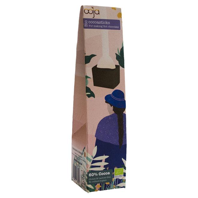 Cocoasticks - 60% Cacao - 1st - BIO