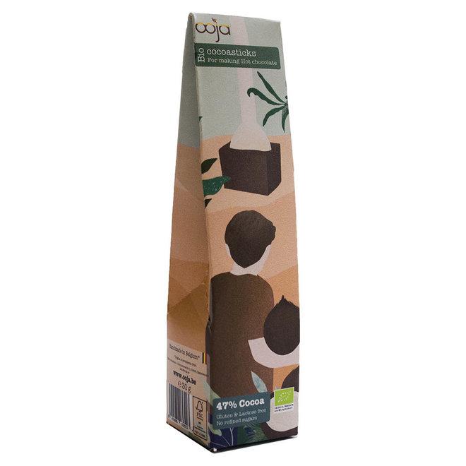 Cocoasticks - 47% Cacao - 1st - BIO