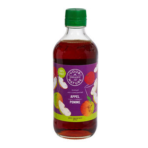 Your Organic Nature Diksap appel 400ml - BIO