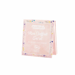 Namaki Cosmetics My Secret Play Make-up - 7 kleuren - BIO