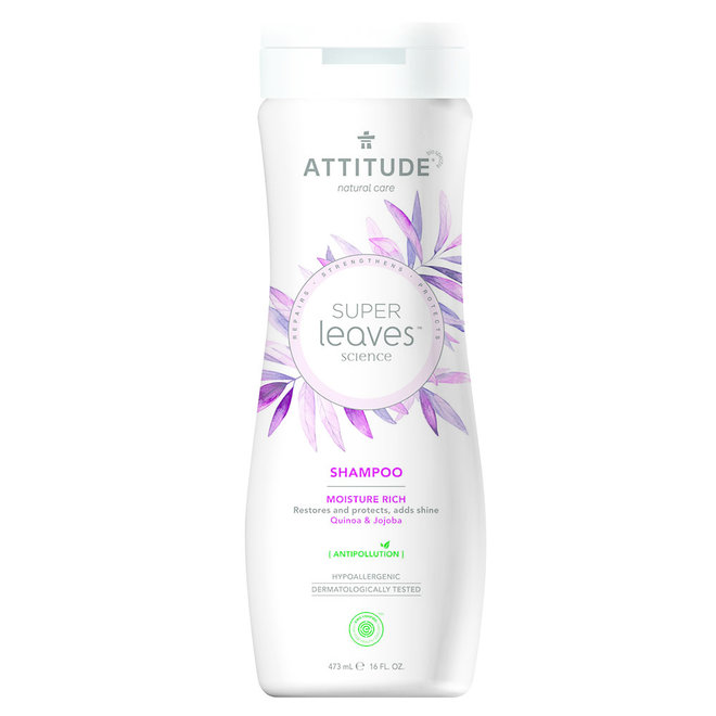 Shampoo Super Leaves - Hydraterend - 473ml