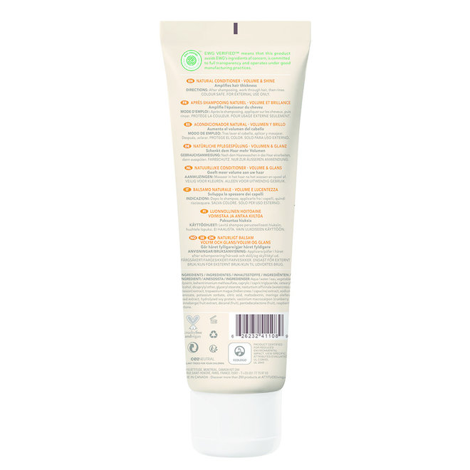 Conditioner Super Leaves - Volume en Glans - 240ml