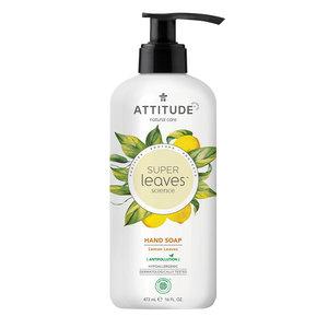 ATTITUDE Handzeep Super Leaves - Lemon Leaves - 473ml