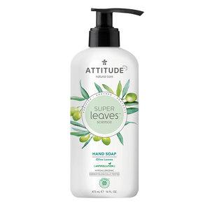 ATTITUDE Handzeep Super Leaves - Olive Leaves - 473ml