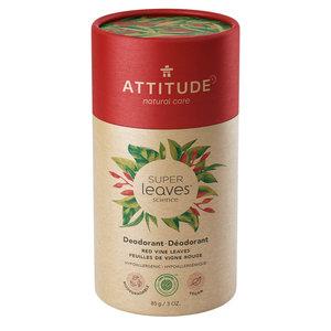 ATTITUDE Super Leaves Deodorant - Red Vine Leaves - 85g