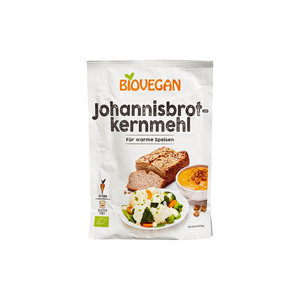 Biovegan Johannesbroodpitmeel - 100g - BIO