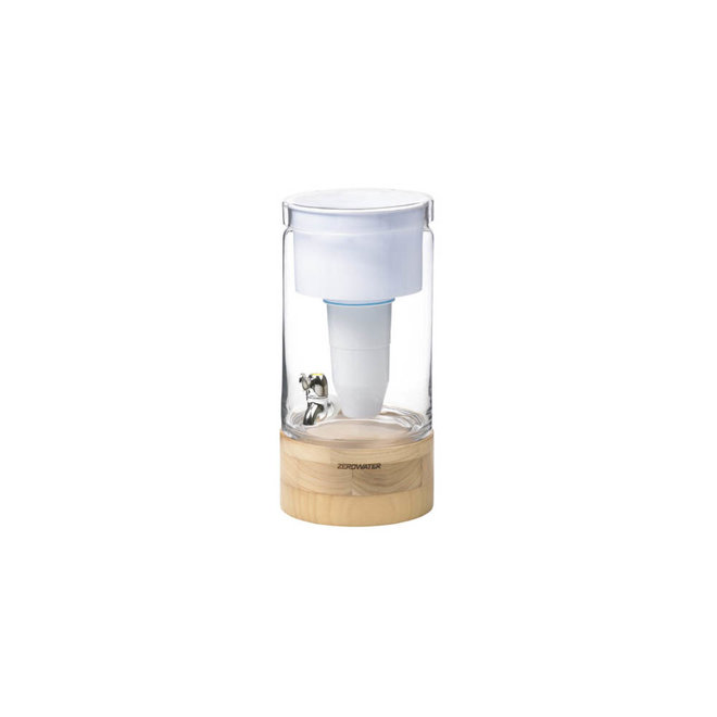 Glazen Waterfiltersysteem - 5,4 lt