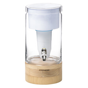ZeroWater Glazen Waterfiltersysteem - 5,4 lt