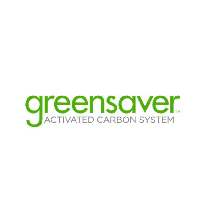 GreenSaver - Vershoudfilter voor koelkastlade - Set van 2