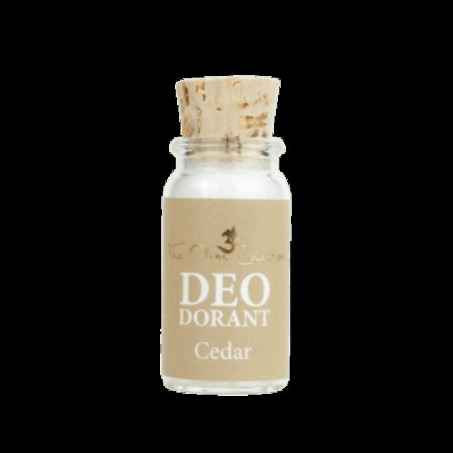 Deodorant Poeder - Cedar 5g