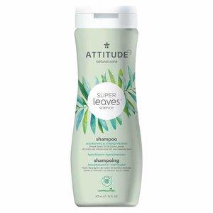 ATTITUDE Shampoo Super Leaves - Verzorgend en Versterkend - 473ml