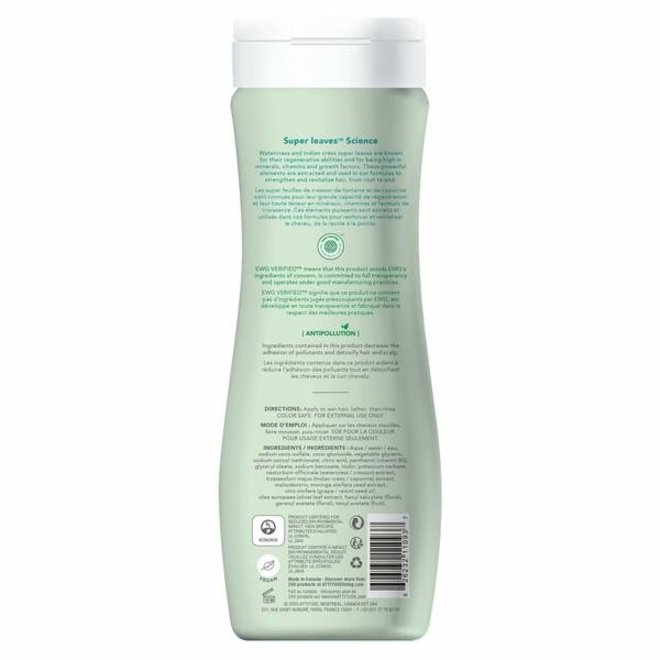 Shampoo Super Leaves - Verzorgend en Versterkend - 473ml