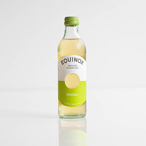 Equinox Kombucha - Original - 275ml - BIO