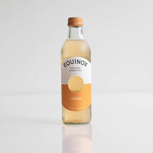 Equinox Kombucha - Ginger - 275ml - BIO - THT 9-7-2021