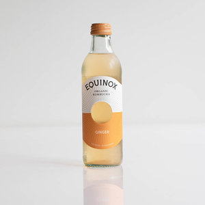 Equinox Kombucha - Ginger - 275ml - BIO