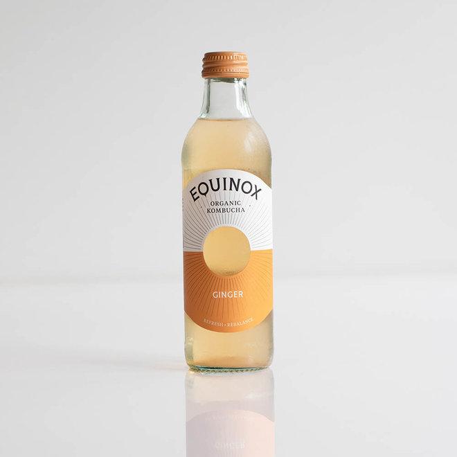 Kombucha - Ginger - 275ml - BIO - THT 9-7-2021