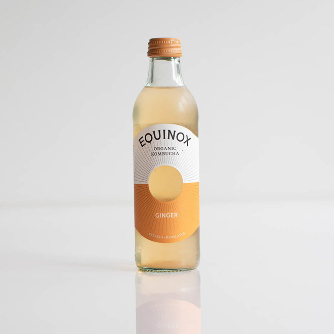 Kombucha - Ginger - 275ml - BIO