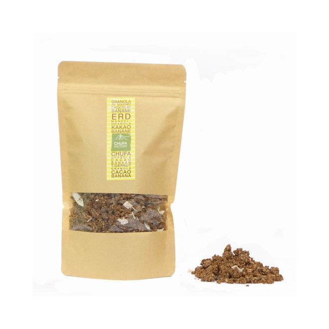 Granola Cacao Banaan - 250g - BIO