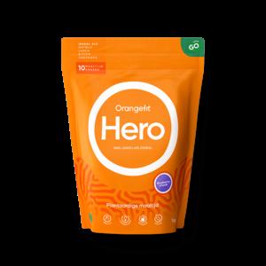 Orangefit Hero Blueberry met Zoetstoffen uit Stevia - 1kg