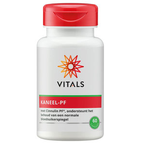 Vitals Kaneel-PF - 60 capsules