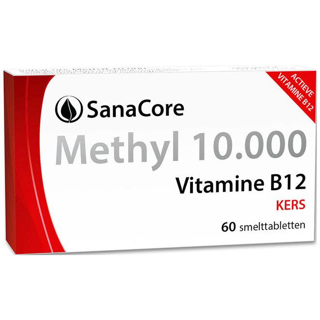Methyl 10000 Vitamine B12 60 tabletten