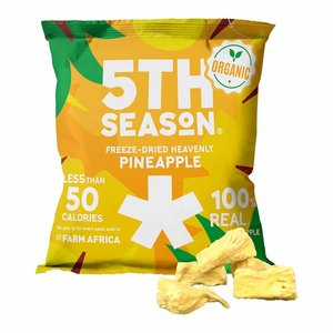 5th Season Pineapple Bites - 12g - BIO
