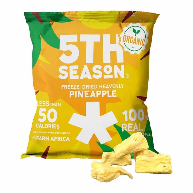 Pineapple Bites - 12g - BIO