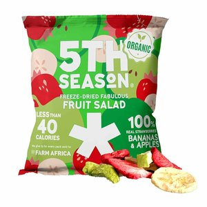 5th Season Fruit Salad Bites - 11g - BIO