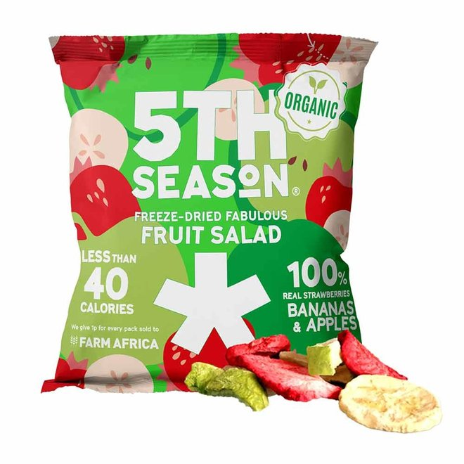 Fruit Salad Bites - 11g - BIO