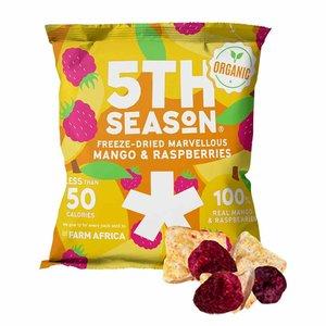 5th Season Mango & Raspberry Bites - 14g - BIO